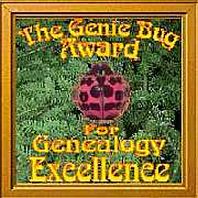 The Genie Bug Award
